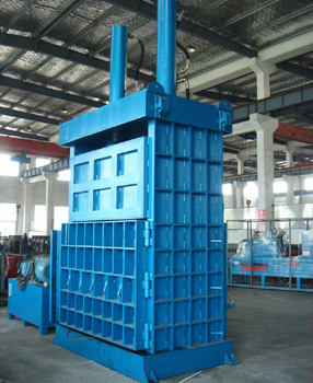 Tire Baler and Tyre Baling Machine
