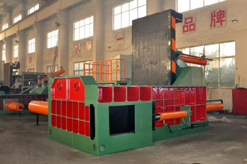 Scrap Metal Baler/Scrap Shear Machine