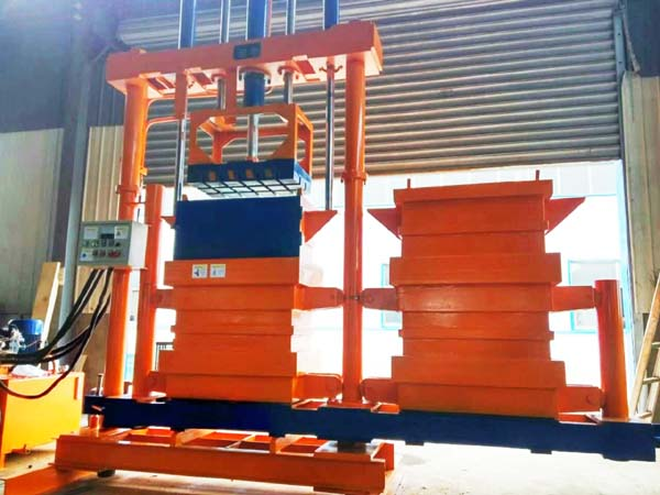 NK-T90L Double Box Baling Press